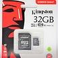 MicroSD 32GB + adapter