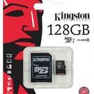 MicroSD 128GB + adapter