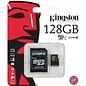 MicroSD + adapter