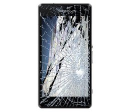 Sony Xperia Z1 Compact scherm