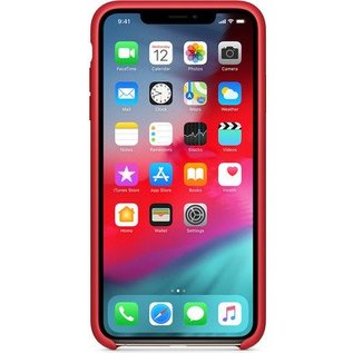 iPhone XS Max origineel silicoon hoes