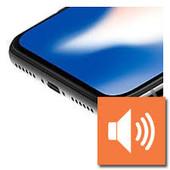 iPhone XS Luidspreker
