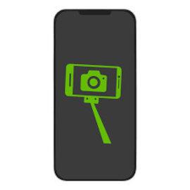 iPhone XS camera voor