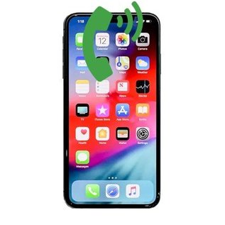 iPhone XS oorspeaker