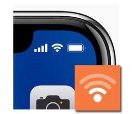 iPhone XS wifi/netwerk