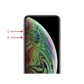 iPhone XS Max volumeknop