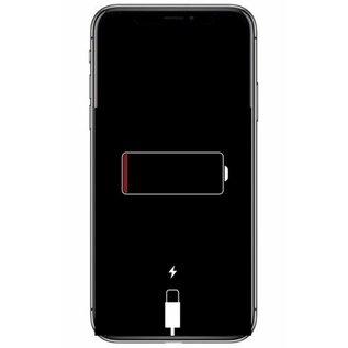 iPhone XS Max oplaadpoort