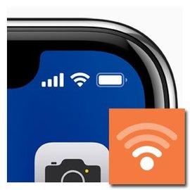 iPhone XS Max wifi/netwerk