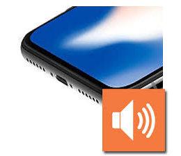 iPhone XR luidspreker