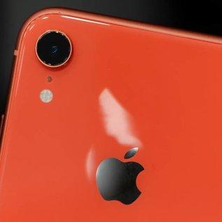 iPhone XR camera achter
