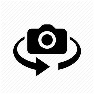 iPhone XR camera voor