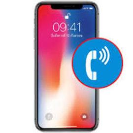 iPhone XR oorspeaker