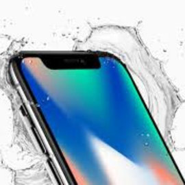 iPhone XR waterschade