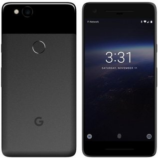 Google Pixel 2 XL scherm