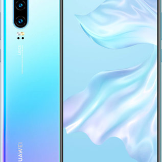 Huawei P30 scherm