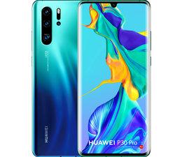 Huawei P30 Pro scherm