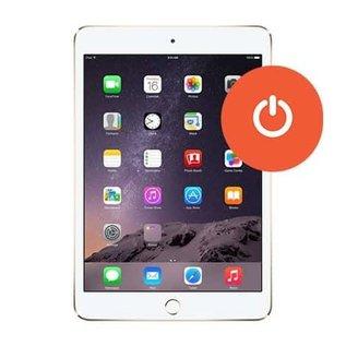 iPad Mini 3 aan/uit knop