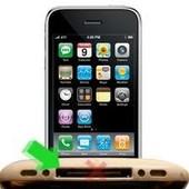APPLE iPhone 3G Oplaad connector reparatie