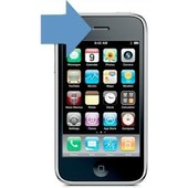 APPLE iPhone 3Gs Oorspeaker reparatie