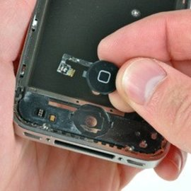 APPLE iPhone 4S Homebutton reparatie