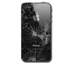 APPLE iPhone 4S Back cover reparatie