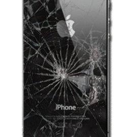 APPLE iPhone 4S Back cover