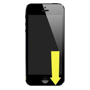 APPLE iPhone 5 Luidspreker reparatie
