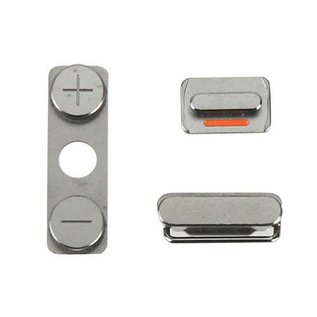 APPLE iPhone 4S Zijkant knopjes reparatie