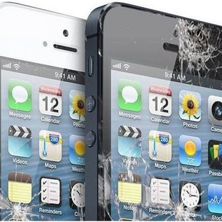 APPLE iPhone 5S Scherm reparatie