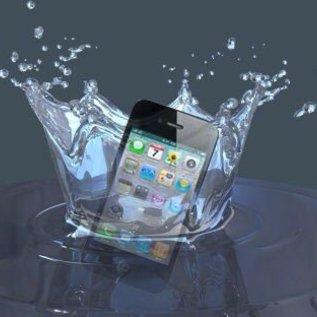 APPLE iPhone 5S Waterschade onderzoek