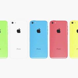 APPLE iPhone 5C Back cover reparatie