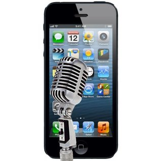 APPLE iPhone 5 Microfoon reparatie