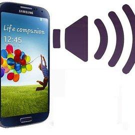 SAMSUNG Galaxy S4 Luidspreker reparatie