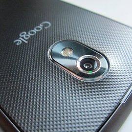 SAMSUNG Galaxy Nexus Back camera reparatie