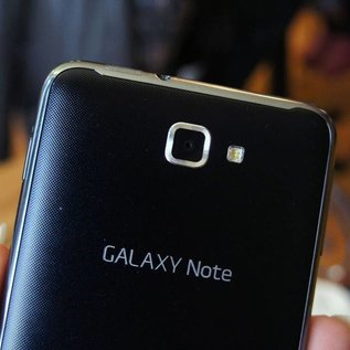 SAMSUNG Galaxy Note Back camera reparatie