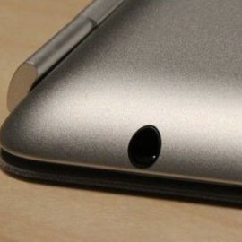 APPLE iPad 3 Headset ingang