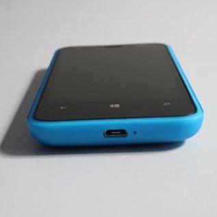 Nokia Lumia 620 Oplaad connector