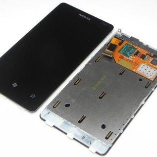 Nokia Lumia 800 Scherm
