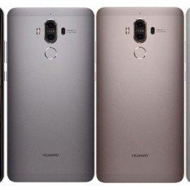 Huawei Mate 9 scherm