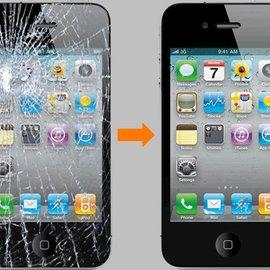 APPLE iPhone 4S Scherm