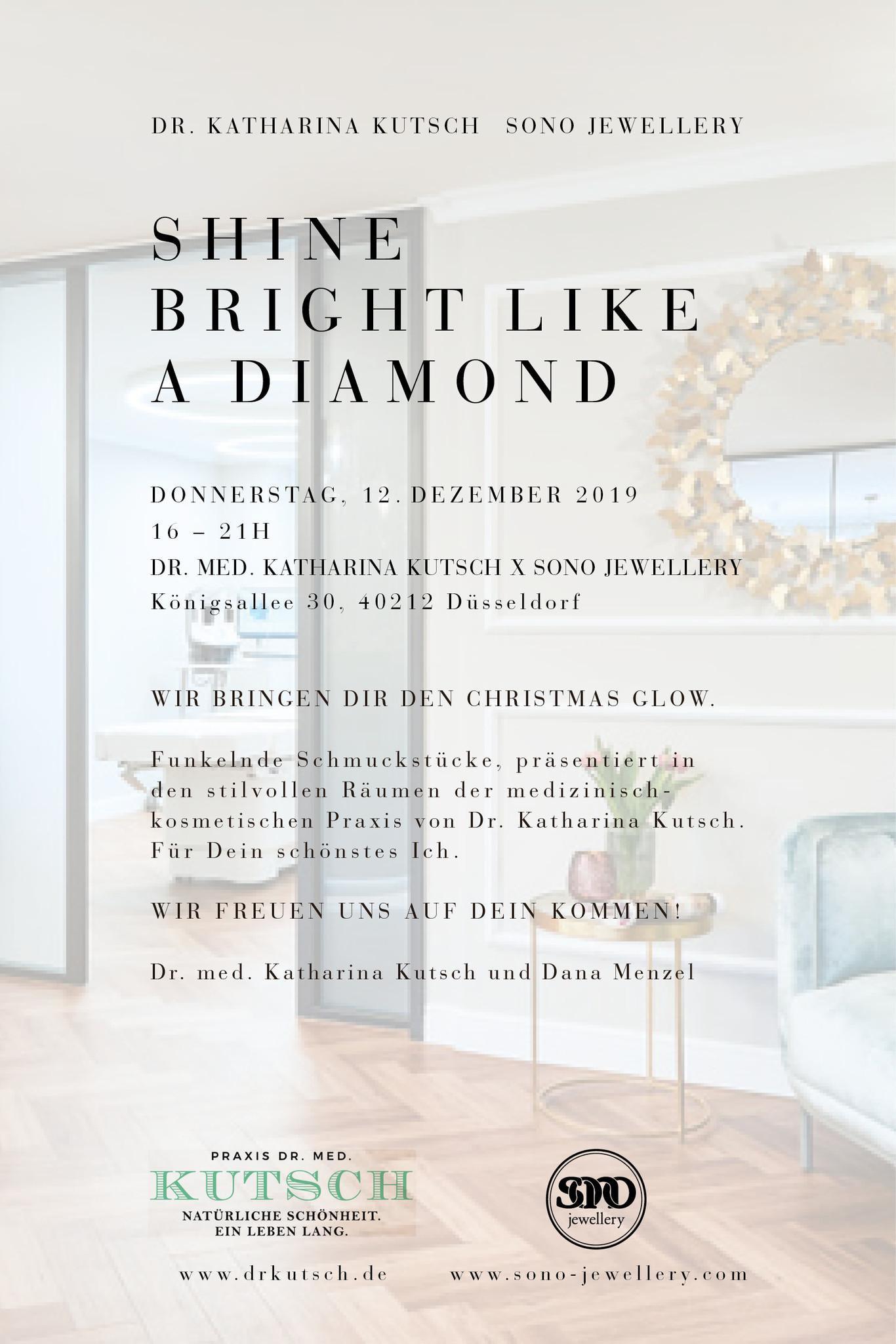 Event Shine bright