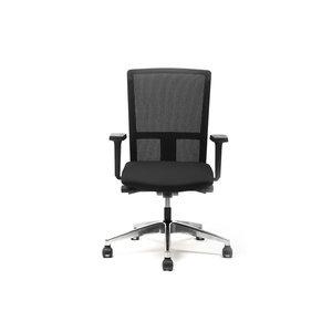 Prosedia  New Se7en bureaustoel met netbespannen rug