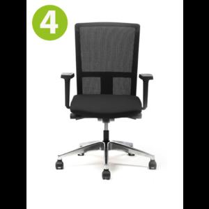 Prosedia  Prosedia New Se7en bureaustoel met netbespannen rug