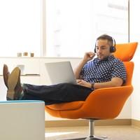 10 Tips voor het beter zitten op je bureaustoel