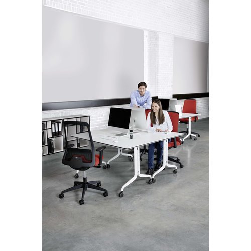 Interstuhl bureaustoelen Interstuhl EVERYis1 Bureaustoel  Zwart