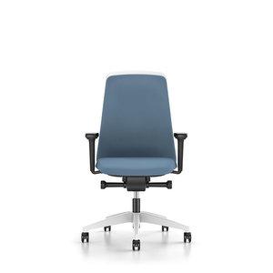Interstuhl bureaustoelen EVERYis1 Chillback - Bureaustoel wit