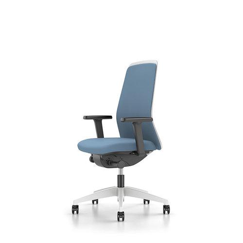 Interstuhl bureaustoelen Interstuhl EVERYis1 Chillback 156E bureaustoel