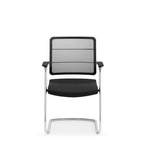 Interstuhl bureaustoelen AirPad Vergaderstoel stapelbaar