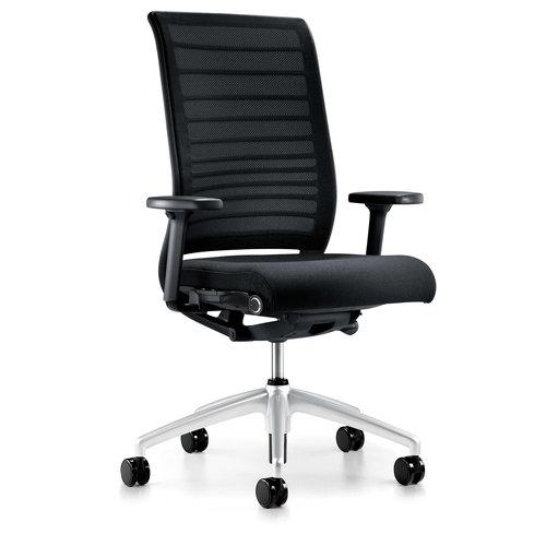 Interstuhl bureaustoelen Hero 172H met netbespannen rug