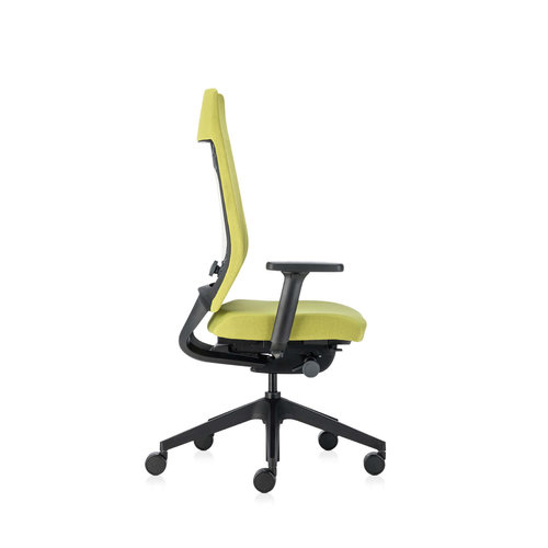 Interstuhl bureaustoelen Interstuhl JOYCEis3 JC217 Bureaustoel met hoge rug